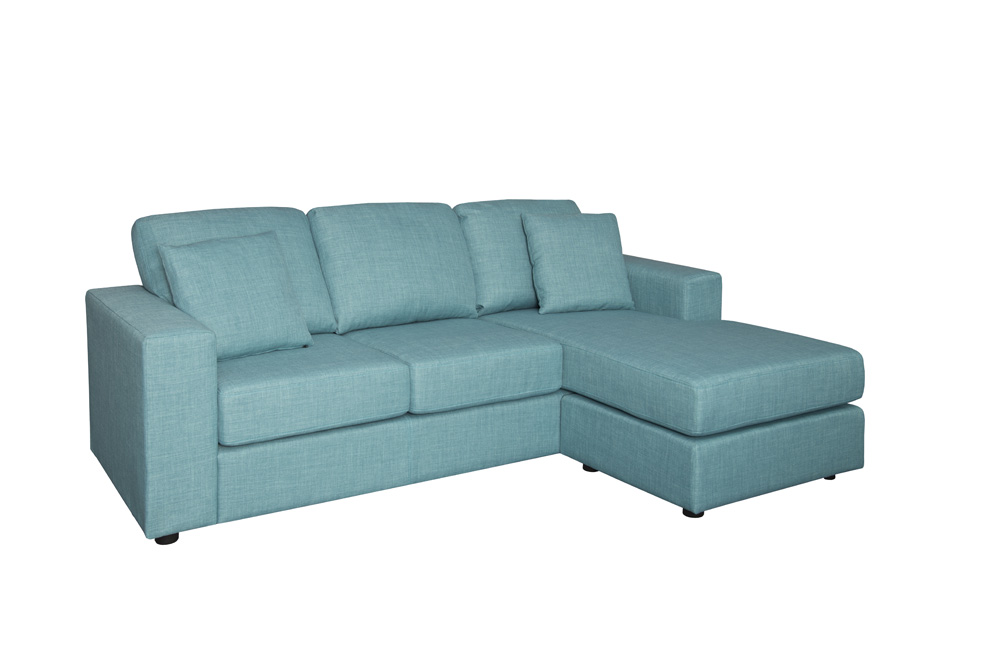 Alex corner suite with reversible chaise brisbane for Chaise lounge brisbane