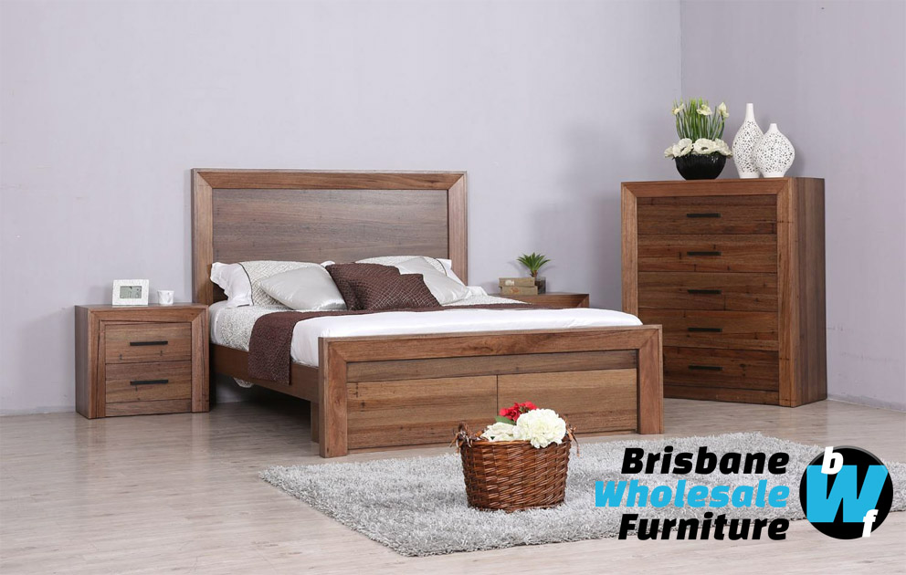 Hampton bedroom suite brisbane wholesale furniture for Bedroom furniture brisbane