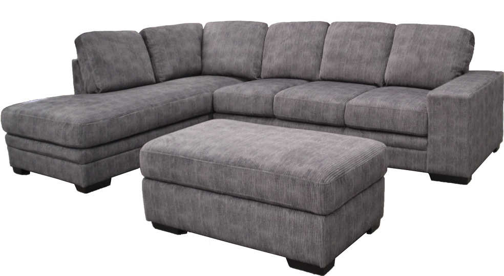 Moore 3 seat lounge with chaise brisbane wholesale furniture for 3 seat sofa with chaise